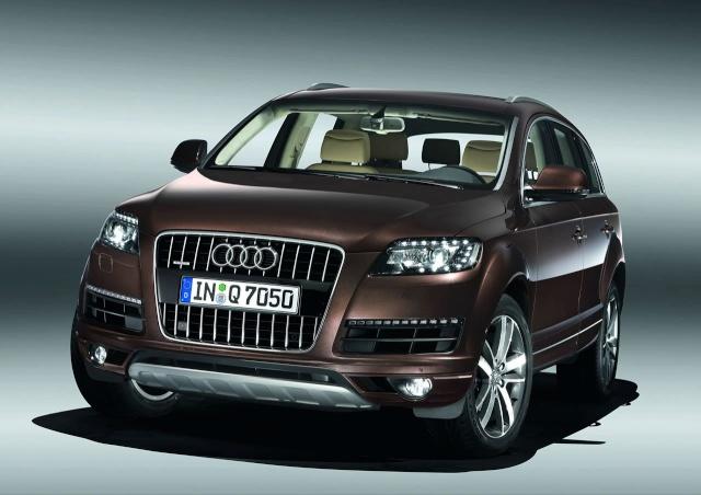 2010 Audi Q7 Facelift Revealed 69055310