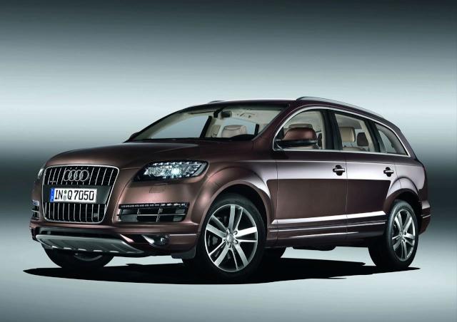 2010 Audi Q7 Facelift Revealed 75887210