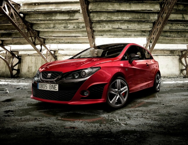 Seat Ibiza Bocanegra Production Version Unveiled in Barcelon 80648810