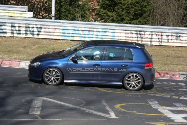 VW Golf R20T to receive 2.0L biturbo with 300hp 82162110