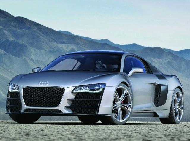 Audi R8 V12 TDI Production Model Development Halted 90801111