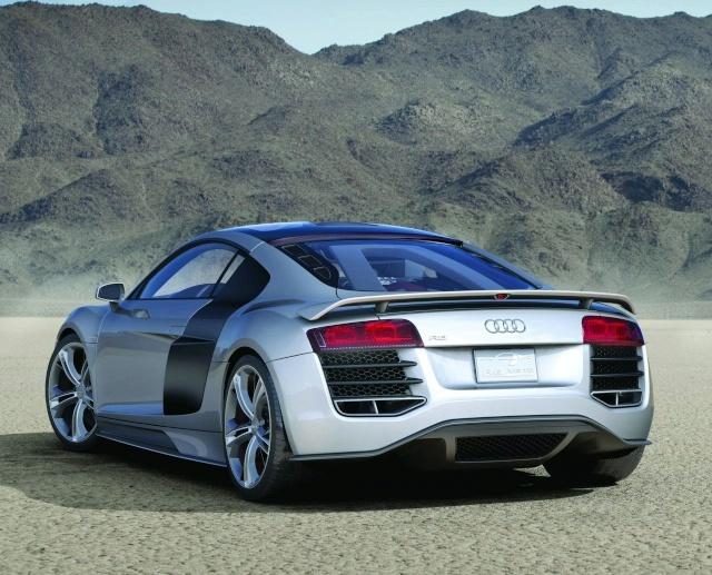 Audi R8 V12 TDI Production Model Development Halted 90801113
