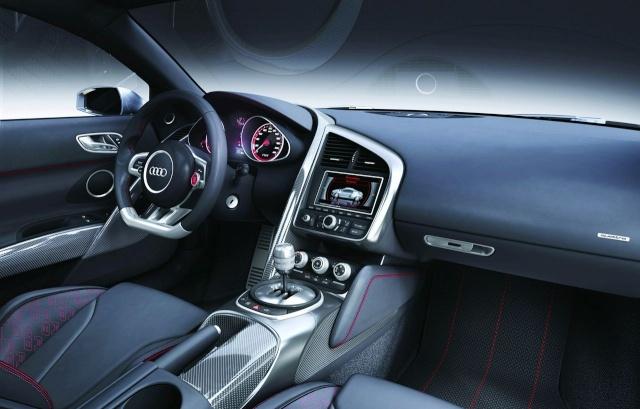 Audi R8 V12 TDI Production Model Development Halted 90801119