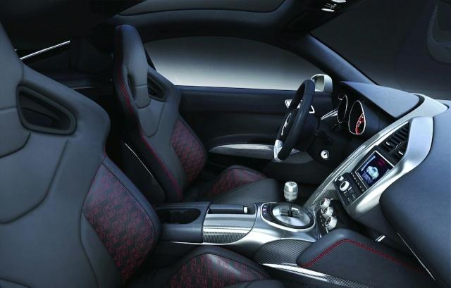 Audi R8 V12 TDI Production Model Development Halted 90801120