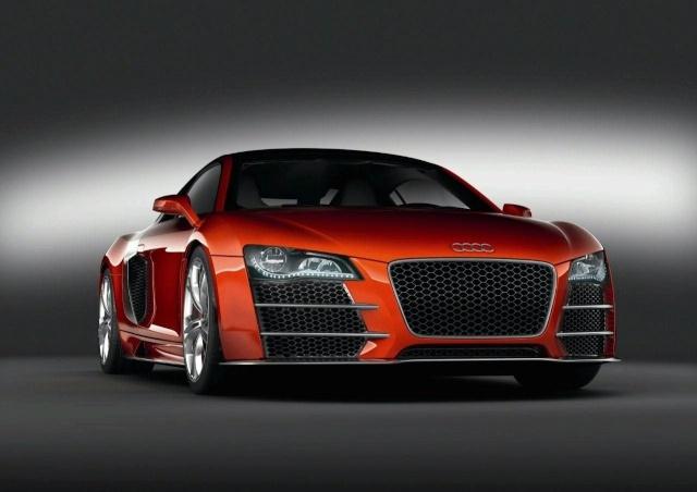 Audi R8 V12 TDI Production Model Development Halted 90803010