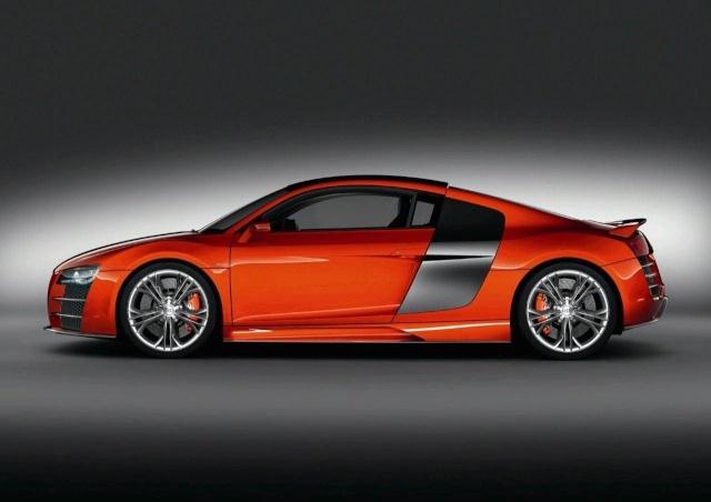 Audi R8 V12 TDI Production Model Development Halted 90803011