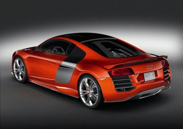 Audi R8 V12 TDI Production Model Development Halted 90803013