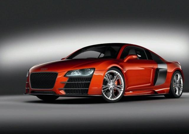Audi R8 V12 TDI Production Model Development Halted 90803014