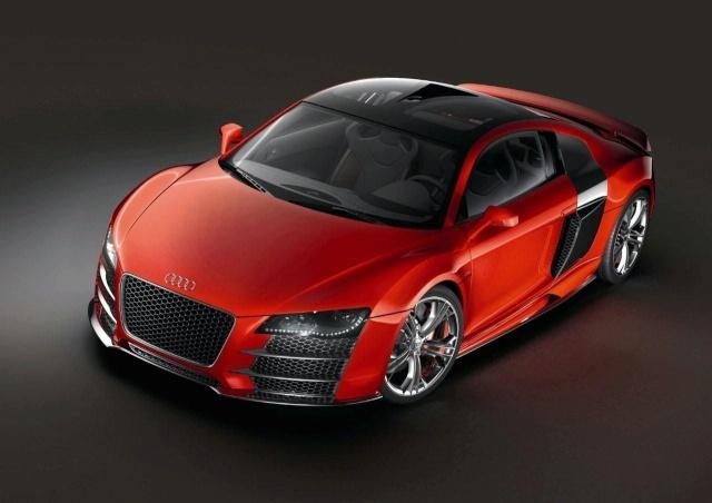 Audi R8 V12 TDI Production Model Development Halted 90803015