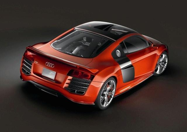 Audi R8 V12 TDI Production Model Development Halted 90803016