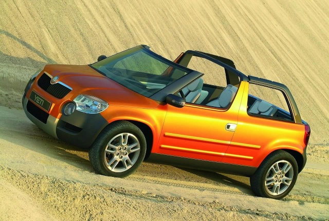 Skoda to Unveil Yeti at Geneva Motor Show 90805110