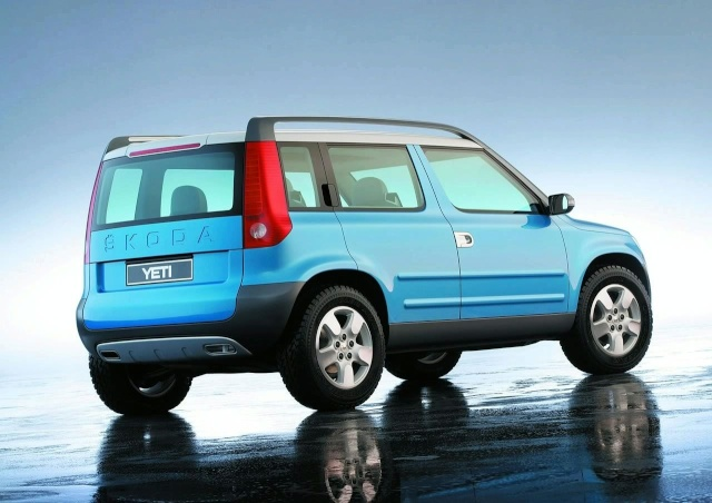 Skoda to Unveil Yeti at Geneva Motor Show 90805112