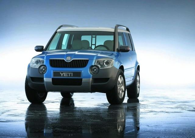 Skoda to Unveil Yeti at Geneva Motor Show 90805113