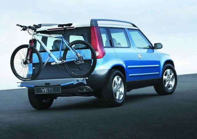 Skoda to Unveil Yeti at Geneva Motor Show 90805114