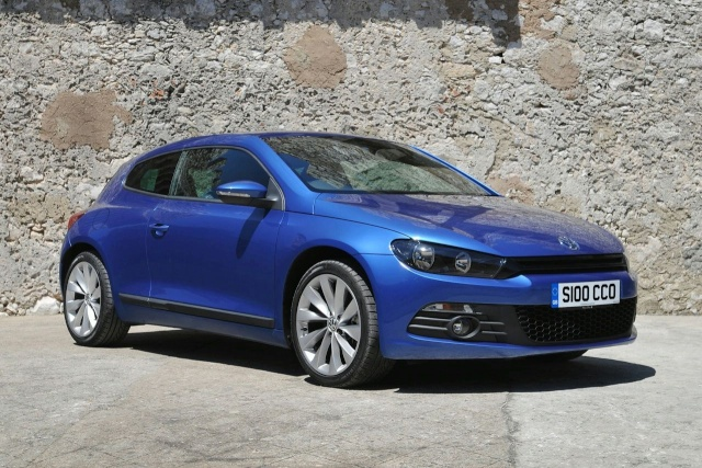VW Scirocco GT Gains 170PS TDI Engine in the UK 90810010