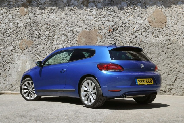 VW Scirocco GT Gains 170PS TDI Engine in the UK 90810011