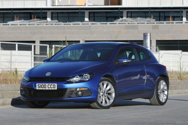 VW Scirocco GT Gains 170PS TDI Engine in the UK 90810012