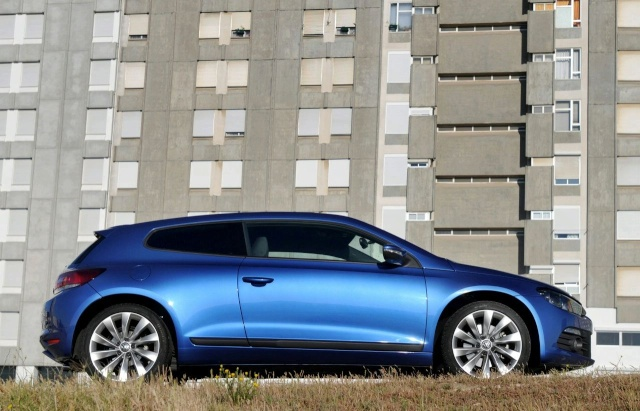 VW Scirocco GT Gains 170PS TDI Engine in the UK 90810013