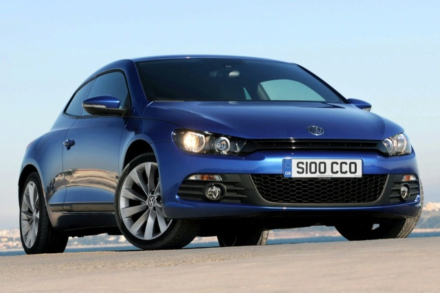 VW Scirocco GT Gains 170PS TDI Engine in the UK 90810014