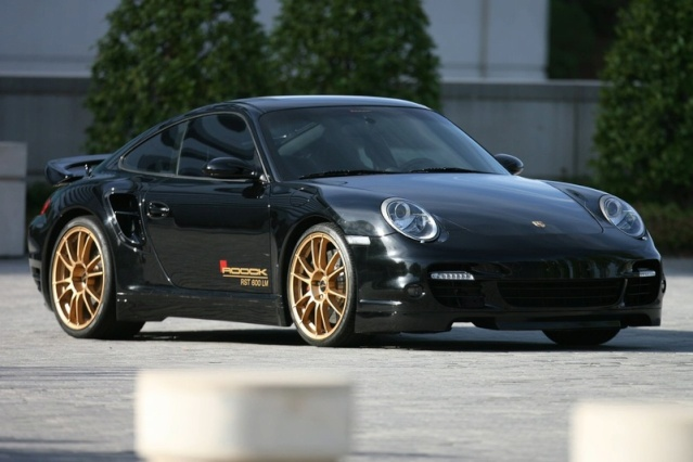 Roock 997 Turbo RST 600 LM Commemorates Le Mans Victory 90810125