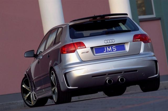 JMS Audi A3 Sportback Body Kit Released 90810127