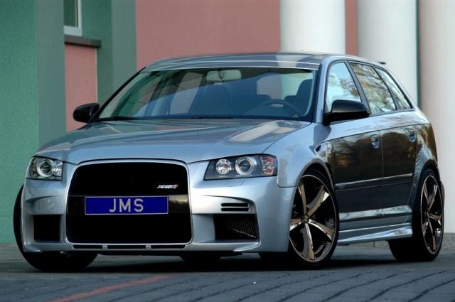 JMS Audi A3 Sportback Body Kit Released 90810128