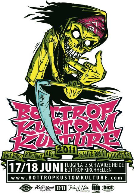 bottrop [.de] - 17/18 juin 2011 Poster11