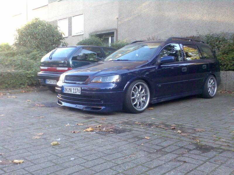 mein Astra G Lack faken Astra110