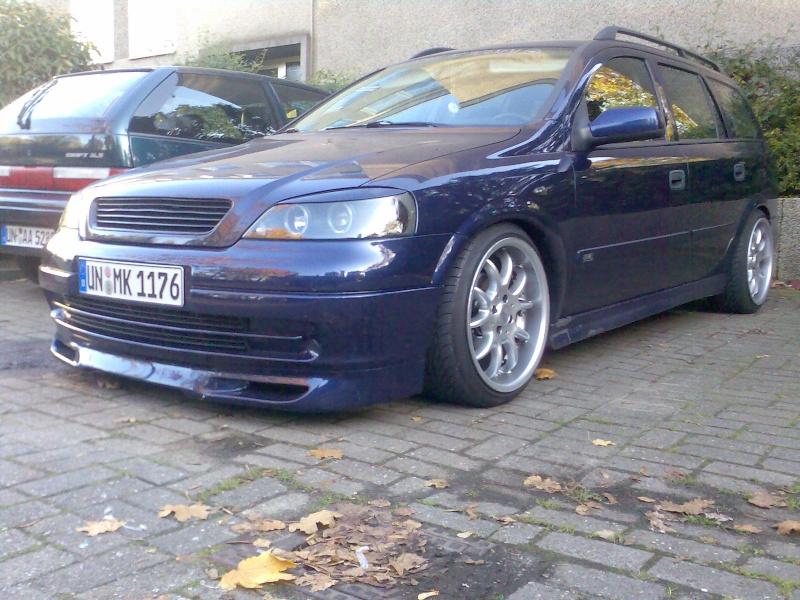 mein Astra G Lack faken Astra210