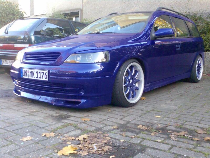 mein Astra G Lack faken Astra211