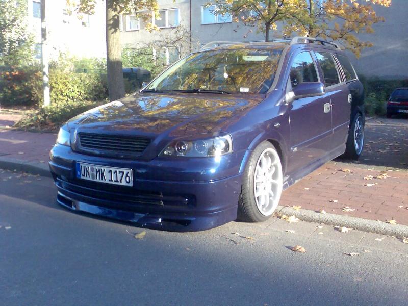 mein Astra G Lack faken Astra410