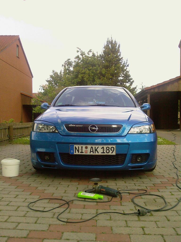 Astra OPC's Blue Angel ist Verkauft Foad2010
