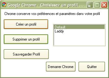 Êtes vous multi-profils avec vos navigateur ? Chrome10