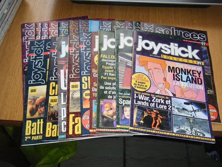 [Vds] Vieux magazines Pc et consoles Dscf0037