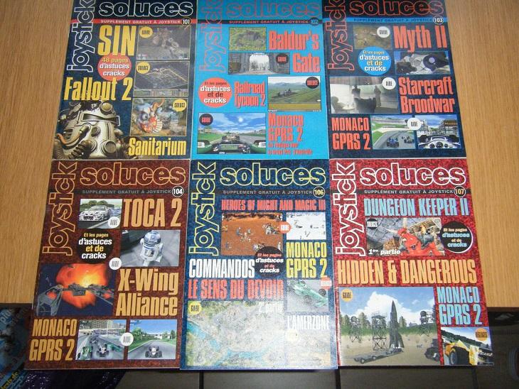 [Vds] Vieux magazines Pc et consoles Dscf0040