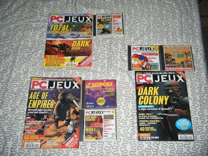 [Vds] Vieux magazines Pc et consoles Dscf0113