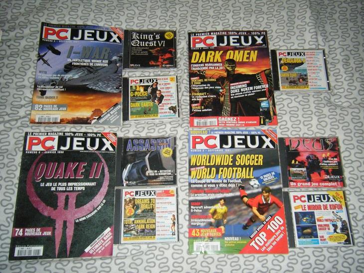 [Vds] Vieux magazines Pc et consoles Dscf0114