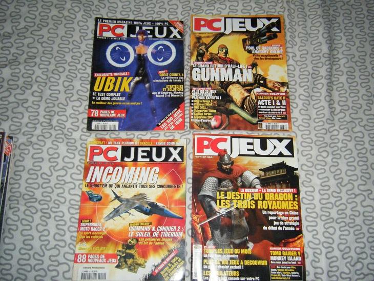 [Vds] Vieux magazines Pc et consoles Dscf0115