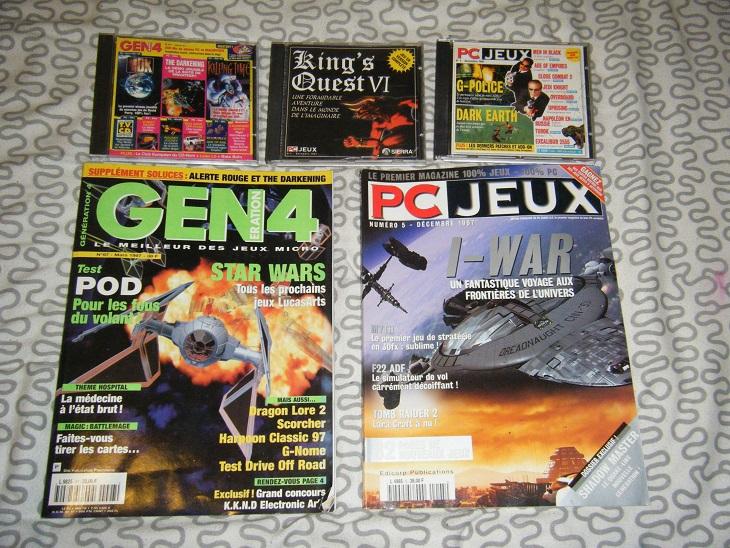 [Vds] Vieux magazines Pc et consoles - Page 2 Dscf0118