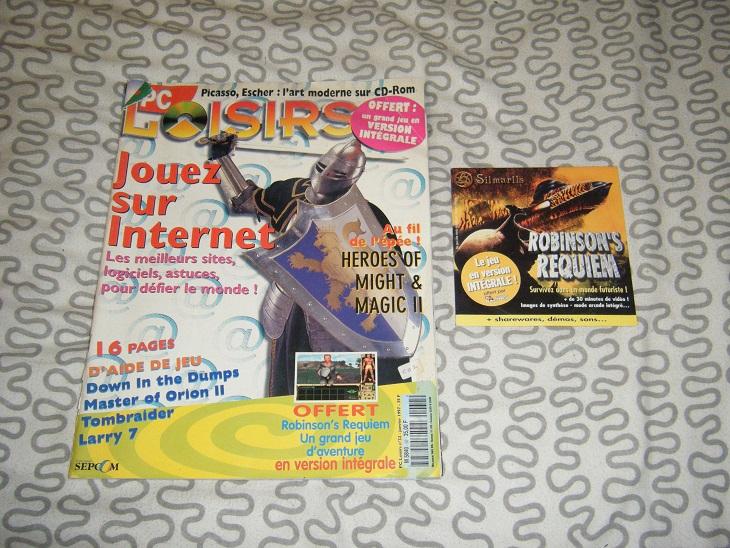 [Vds] Vieux magazines Pc et consoles - Page 2 Dscf0121