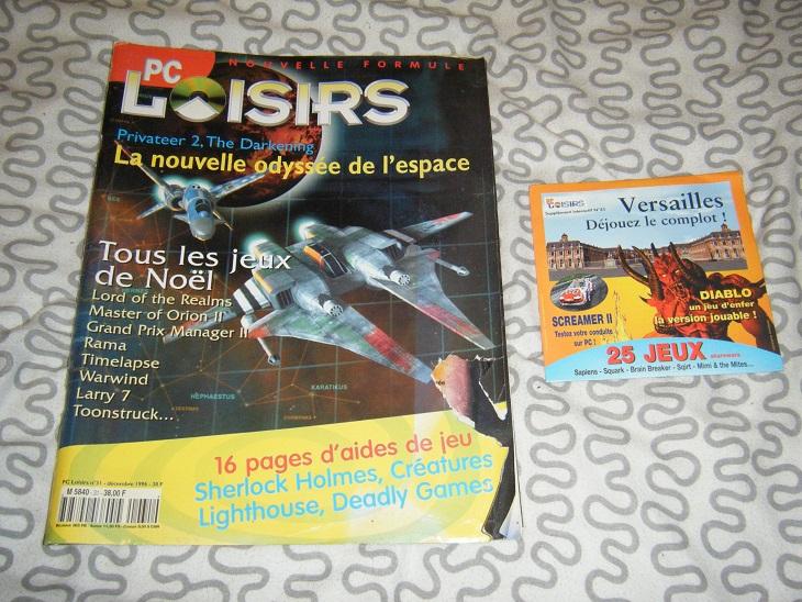 [Vds] Vieux magazines Pc et consoles - Page 2 Dscf0124