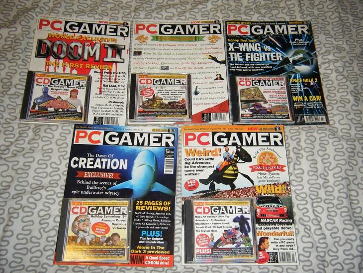[Vds] Vieux magazines Pc et consoles Dscf0127