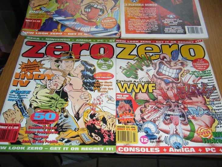 [Vds] Vieux magazines Pc et consoles Dscf0132