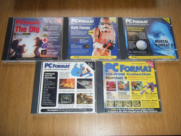 [Vds] Vieux magazines Pc et consoles Dscf0133