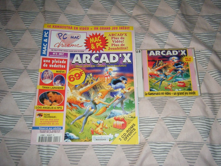 [Vds] Vieux magazines Pc et consoles Dscf0137
