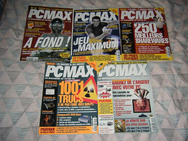 [Vds] Vieux magazines Pc et consoles Dscf0138