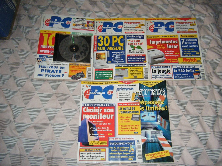 [Vds] Vieux magazines Pc et consoles Dscf0141
