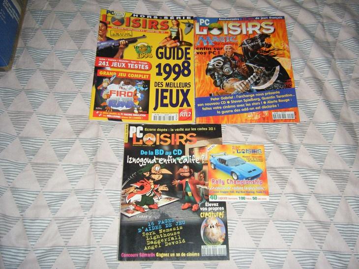 [Vds] Vieux magazines Pc et consoles Dscf0142
