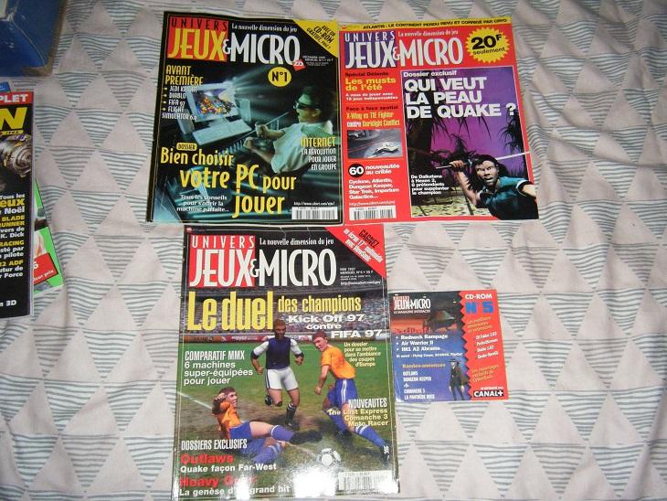 [Vds] Vieux magazines Pc et consoles Dscf0144