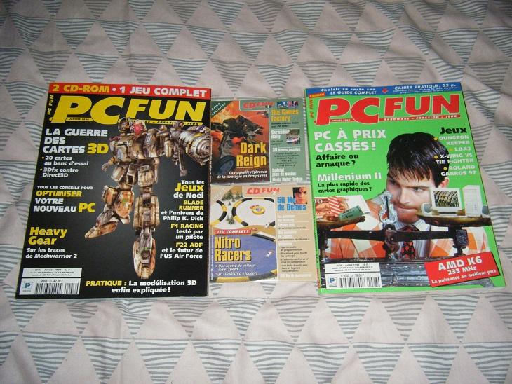 [Vds] Vieux magazines Pc et consoles Dscf0145